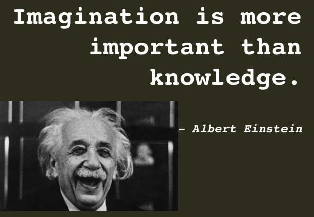 Imagination and unstructured playtime