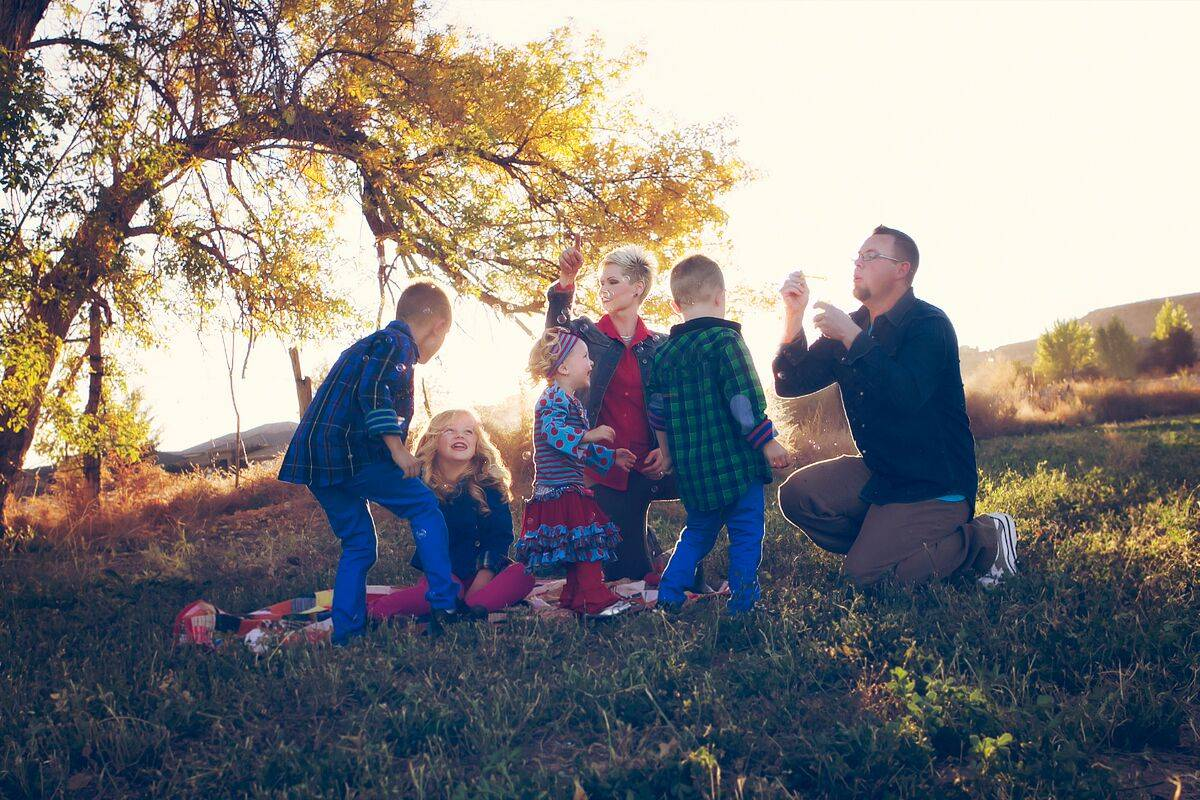 perfect Christmas card photo tips