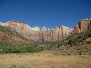 Hiking Southern Utah: Chinle Trail in Zion's west desert backcountry