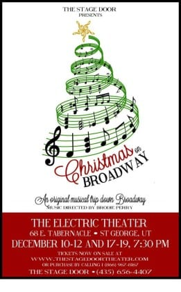 Christmas on Broadway Electric Theater