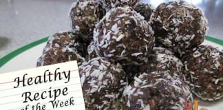 Raw Christmas Nut Truffles recipe