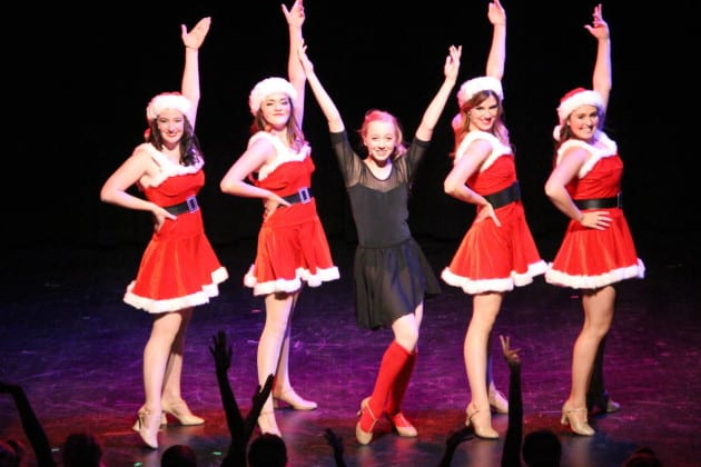 Theater review Christmas on Broadway Electric Theater