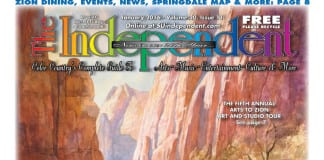 The Independent Southern Utah | January 2016 PDF | Arts, Music, Entertainment, St. George News