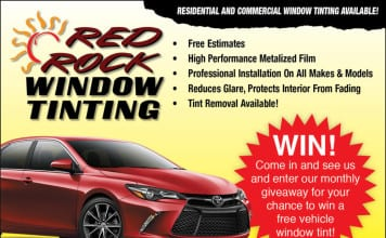 Window Tinting coupon St. George