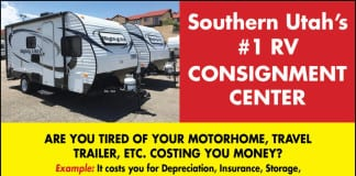 southern Utah RV consignment