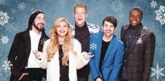 Album Review Pentatonix That's Christmas to Me