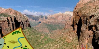 Hiking Southern Utah: Zion Canyon Overlook