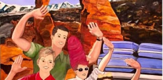 Frontier Homestead family vacation exhibition