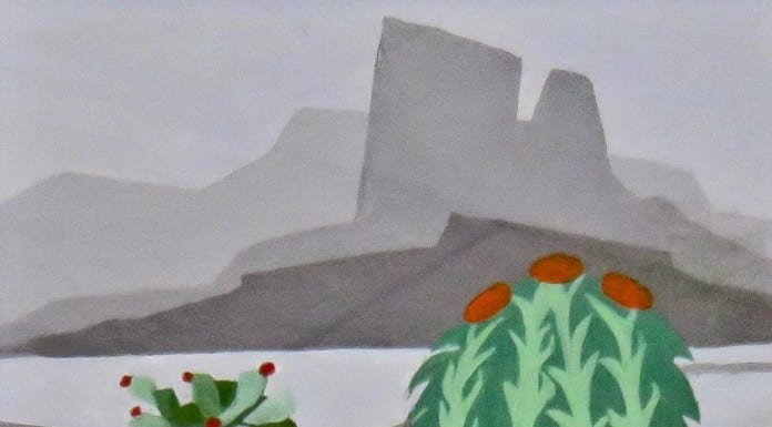 Southern Utah Art Guild Winter in the Desert Red Cliff Gallery