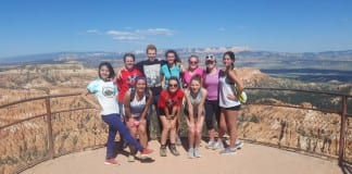 Southern Utah University semester in the parks