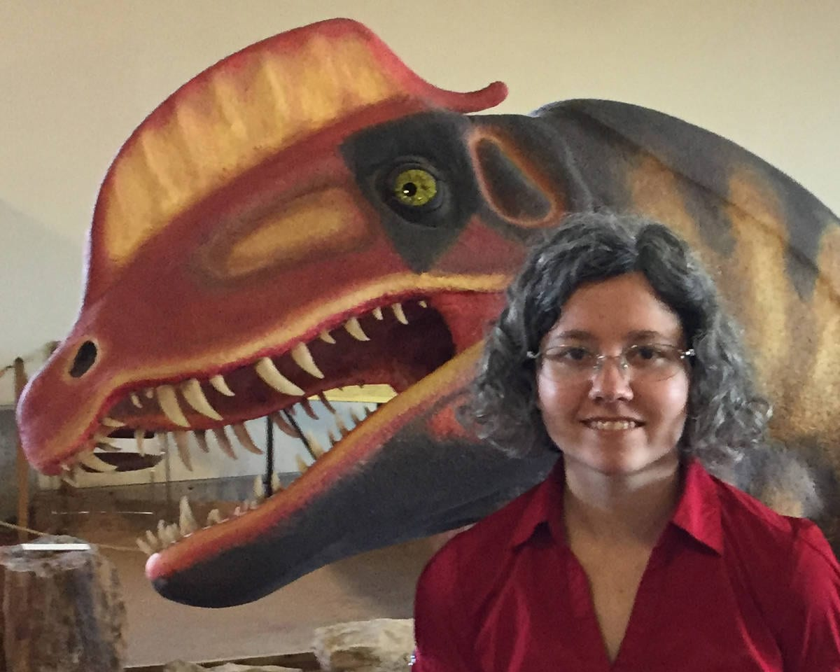 St. George dinosaur museum executive director