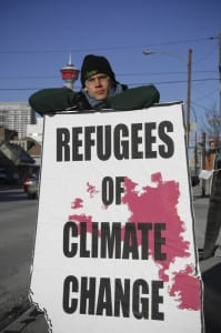 climate change climate refugees
