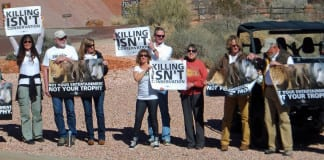 Southern Utah Animal Alliance members