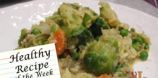 Vegan Vegetable Risotto recipe