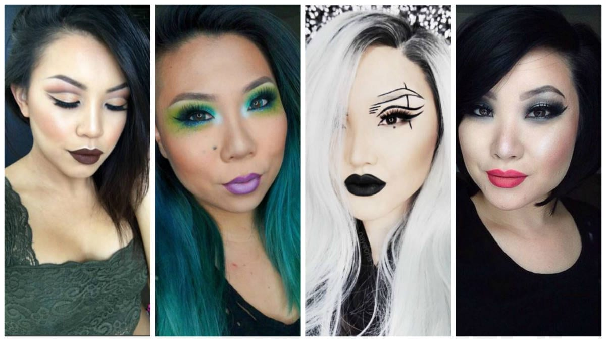 asian-american makeup artists