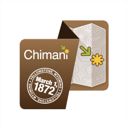 Chimani Capitol Reef National Park app