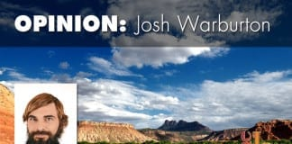 Josh Warburton Washington County Commissioner