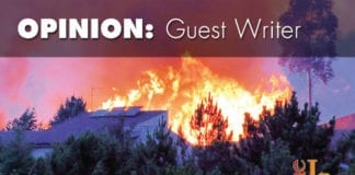 Protect your home from fire through landscaping