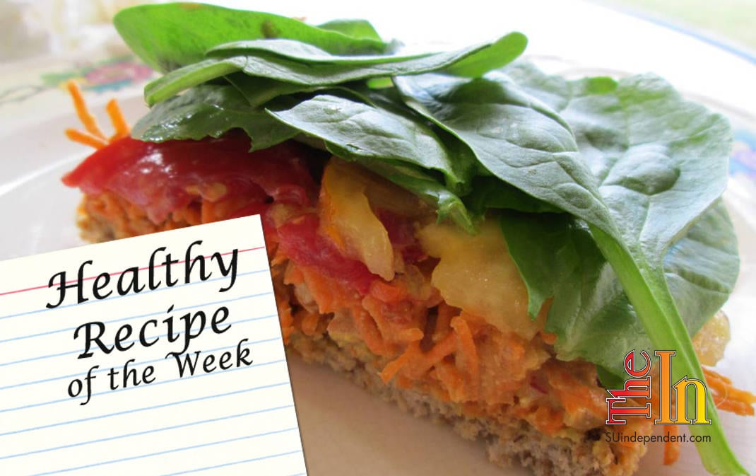 carrot salad sandwich recipe