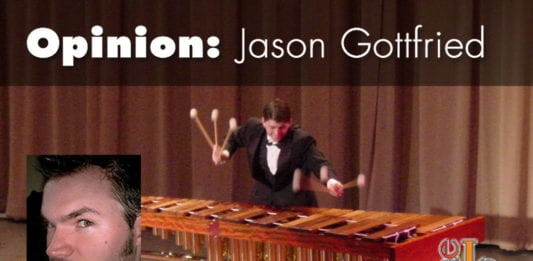 percussion is the new violin