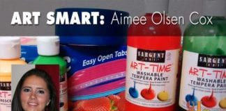 art smart clean painting