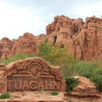 southern utah weekend events: Tuacahn_Fountain_Sign (1)