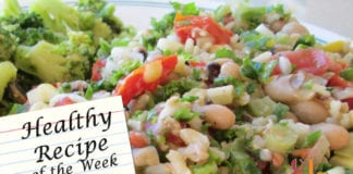 Hoppin John Salad with Kale Recipe