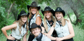 Mama's Wranglers perform at St. George Concert in the Park