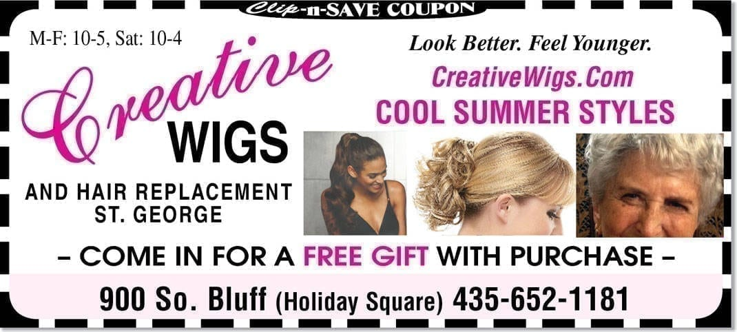 Wigs St George Utah Creative Wigs And Hair Replacement