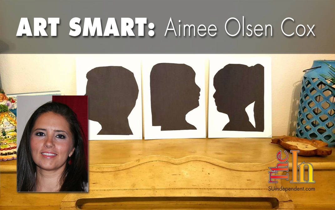 Art Smart: Creating silhouettes