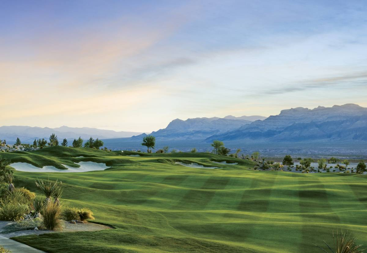 Coyote Springs Golf Club The Chase # 6 Nevada