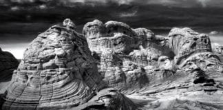 Southern Utah Museum of Art hosts Andy Nasisse Badlands exhibit