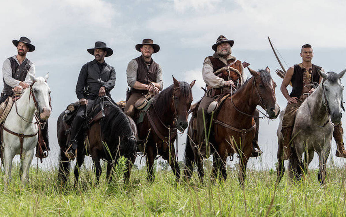 "Movie Review: ""The Magnificent Seven"