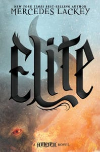 Book Review Elite Mercedes Lackey