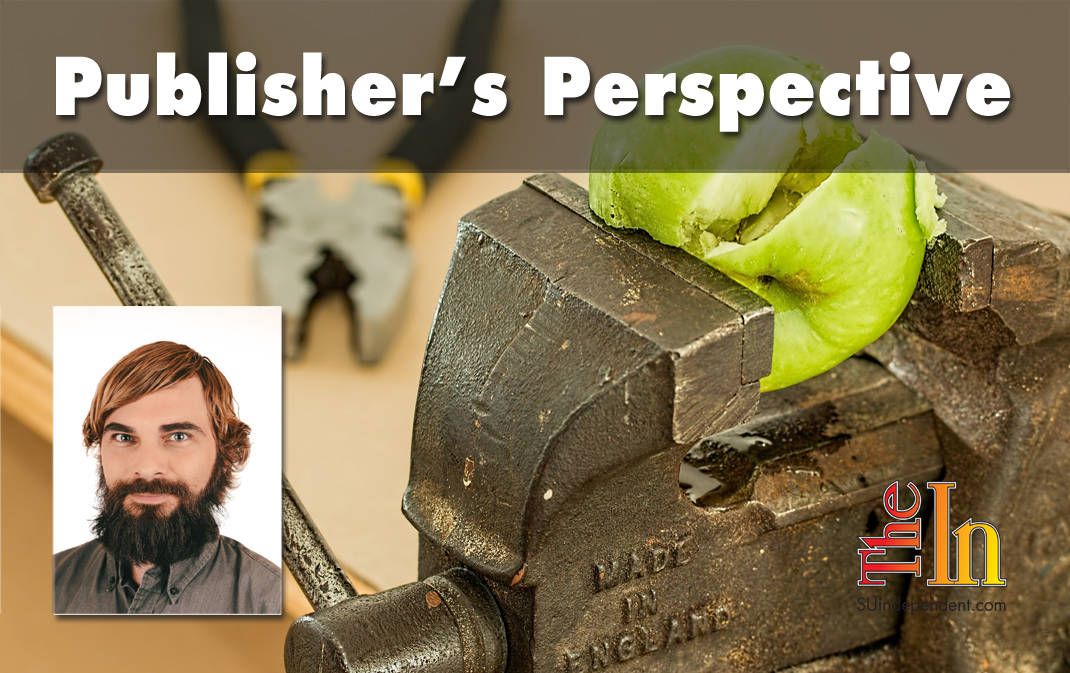 Publisher's Perspective: Crunch time