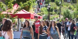 SUU boasts largest freshman class yet, surpasses other Utah colleges by percentage growth