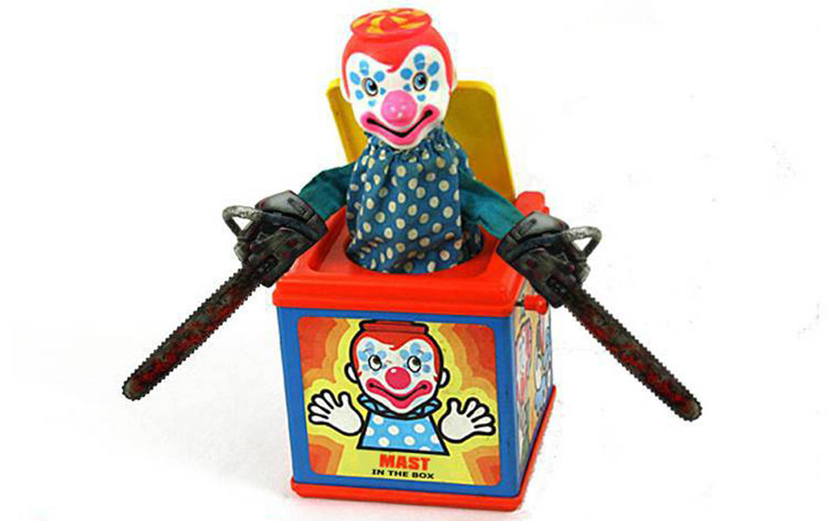 Horror-fest attack of the clowns