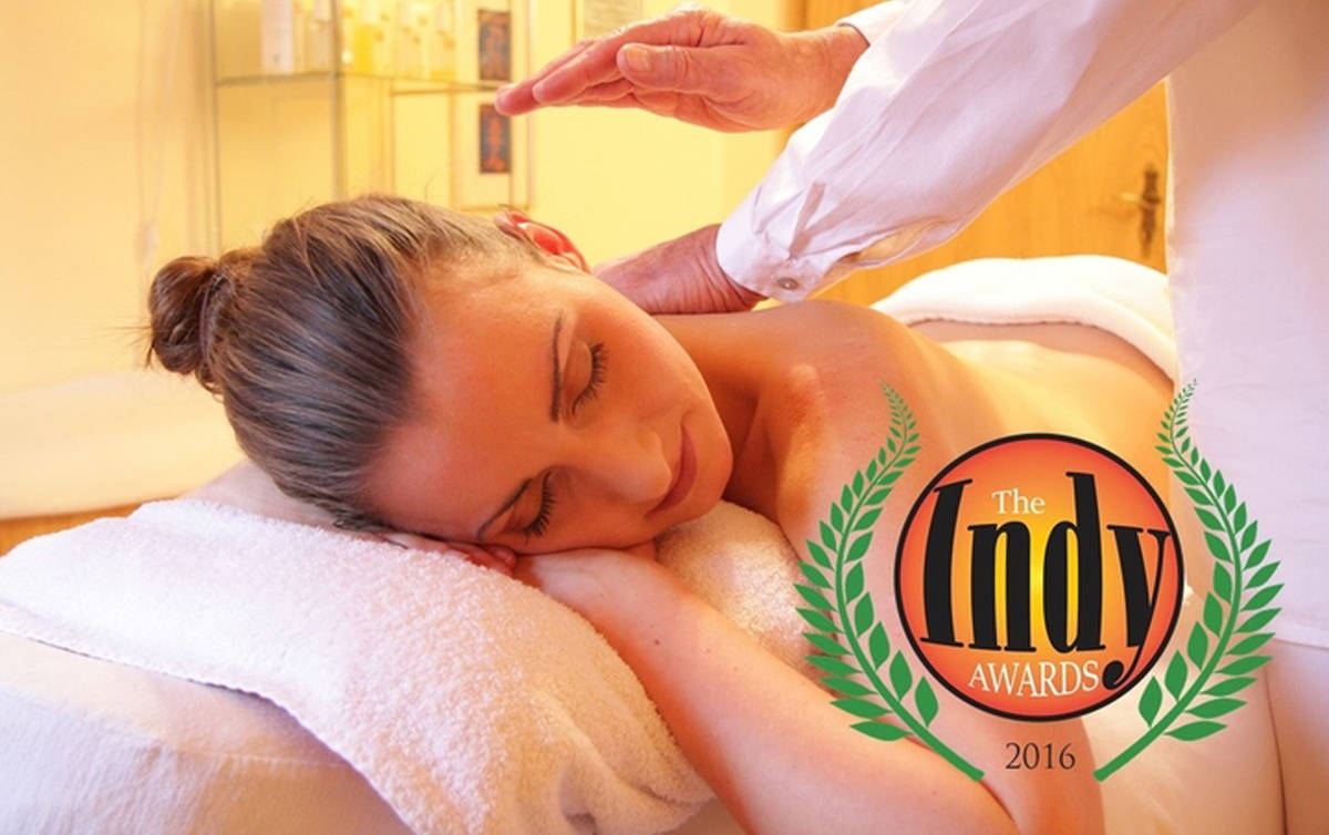 2016 indy awards best spa southern Utah