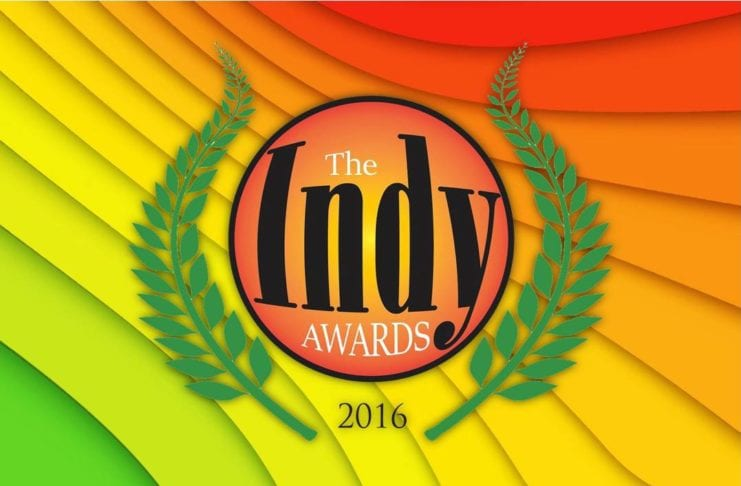 nominations Indy Awards