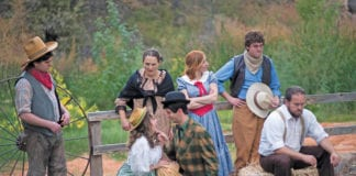 "Brigham's Playhouse presents ""Oklahoma!"""