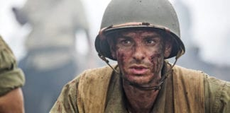 "Movie Review: ""Hacksaw Ridge"" finds passionate Mel Gibson back in the director's chair"
