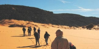 Utah State Parks offers two southern Utah First Day Hikes