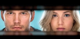 "Movie Review: ""Passengers"" is a hit-and-miss sci-fi love story"