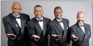 Celebrity Concert Series hosts The Drifters and Stephen Beus