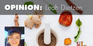 Let food be thy medicine: Healing my depression, anxiety, and fibromyalgia