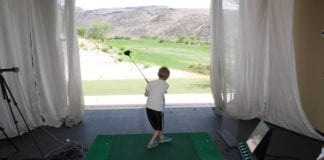 Growing the game with Youth on Course
