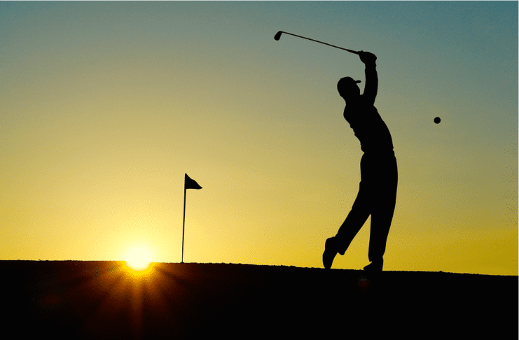 Want to live longer? Play more golf