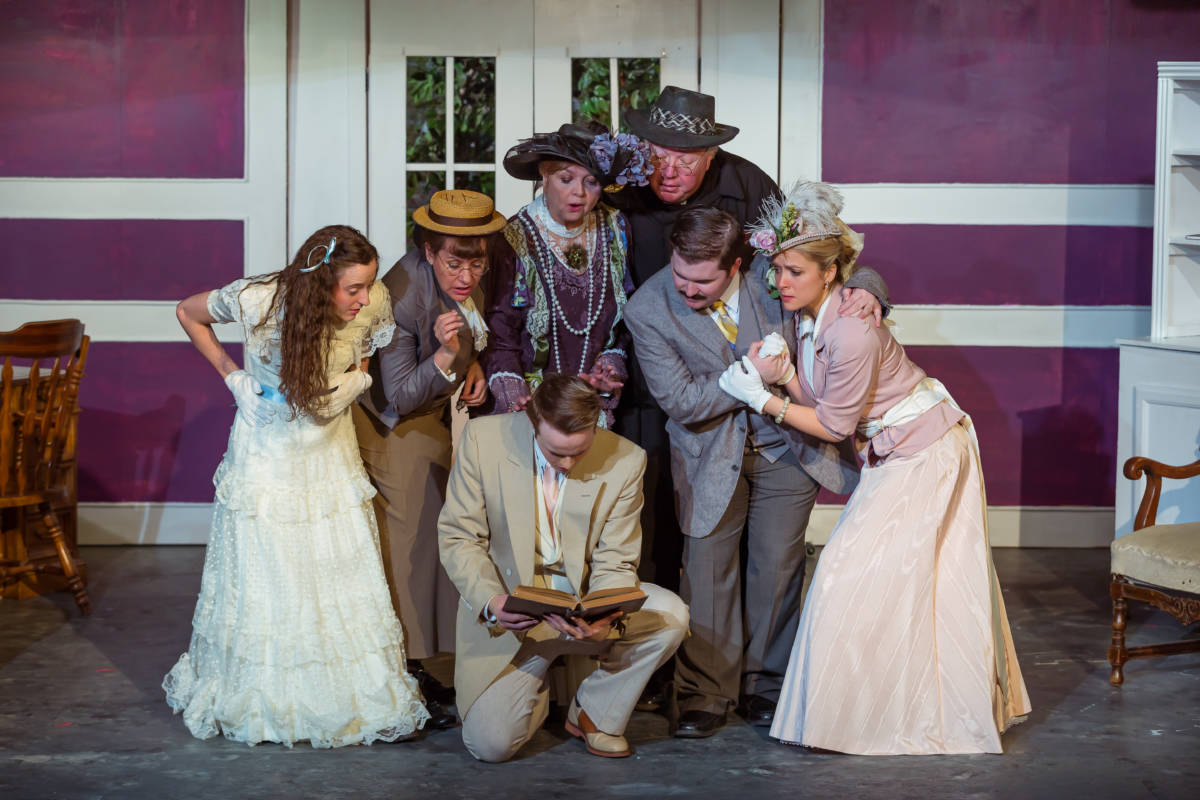 "What is in a name? ""The Importance of Being Earnest"" kicks off 2017 season at Brigham's Playhouse"