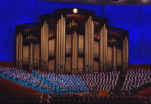 POLL: How do you feel about the Mormon Tabernacle Choir singing at Trump's inauguration?