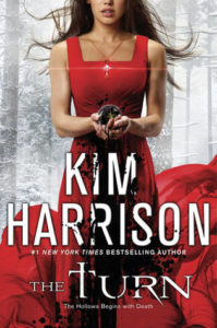 book review the turn kim harrison